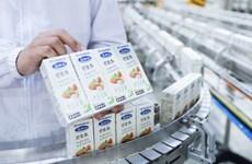 Empresa vietnamita exporta gran lote de leche a China