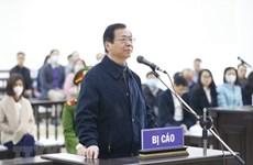 Aplazan otra vez juicio contra exministro de Industria y Comercio de Vietnam