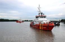 Continúan buscando pescadores vietnamitas desaparecidos en aguas nacionales