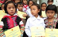 Provincia vietnamita apunta a reducir tasa de hogares pobres en minorías étnicas