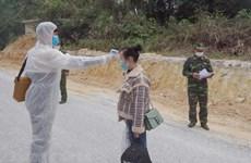 Provincia vietnamita de Thanh Hoa detecta numerosas entradas ilegales
