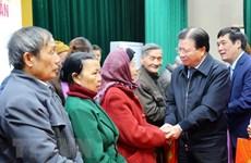 Mejorar la vida de la población es la gran política de Vietnam, reafirma vicepremier