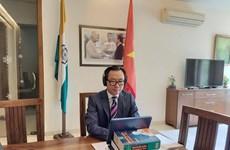 Interés del país: brújula para las labores diplomáticas de Vietnam