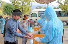 Vietnam reporta cuatro nuevos casos importados de COVID-19