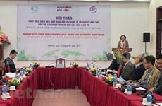 Ofrecen recomendaciones en Vietnam para mejorar implementación del acuerdo RCEP