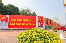 El XIII Congreso Nacional del Partido, hito histórico de la vida sociopolítica de Vietnam