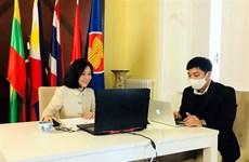 Vietnam concluye la presidencia del Comité de la ASEAN en Italia