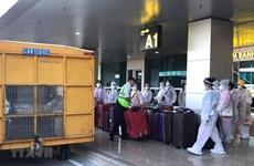 Vietnam registra dos nuevos casos importados del COVID-19