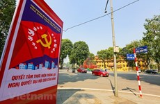 Residentes vietnamitas en Alemania confían en el liderazgo del PCV