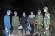 COVID-19: Detectan y manejan entradas ilegales a Vietnam