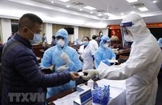 Personal médico de Vietnam capacitado para prestar servicios en el XIII Congreso Nacional del Partido