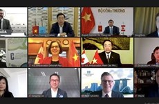 Destacan potencialidades en desarrollo de nexos Vietnam-Canadá