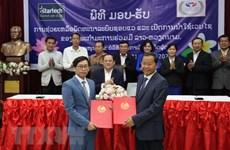 Inauguran página web de Comité de Cooperación Laos-Vietnam