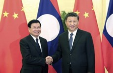 China y Laos buscan impulsar relaciones bilaterales