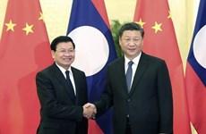 China y Laos buscan impulsar relaciones bilaterales