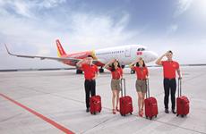 """Honrada Vietjet Air como """"Aerolínea de bajo costo del año"""""""