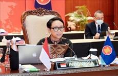 Indonesia trabaja por acelerar establecimiento de corredores de viajes de la ASEAN