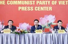 Mil 587 delegados participarán en XIII Congreso Nacional del Partido Comunista de Vietnam