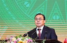 Embajador de Laos resalta papel y liderazgo del Partido Comunista de Vietnam
