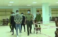 Entregan personas ingresadas ilegamente a Vietnam a Policía de Quang Ninh
