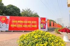 Provincia vietnamita lanza programa para saludar XIII Congreso del Partido Comunista