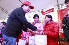 Vietjet presta asistencia a minorías en provincia vietnamita en ocasión del Tet
