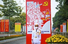 XIII Congreso del Partido Comunista de Vietnam acapara atención de prensa internacional