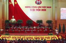 Partidos y organizaciones internacionales envían mensajes de felicitaciones al XIII Congreso Nacional del PCV