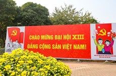Cuba congratula al XIII Congreso Nacional del Partido Comunista de Vietnam