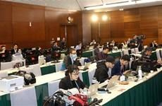 Reporteros extranjeros depositan grandes esperanzas en el futuro de Vietnam
