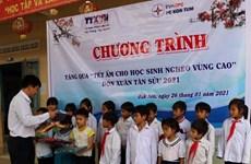 VNA brinda asistencia a alumnos desfavorecidos en provincia altiplana