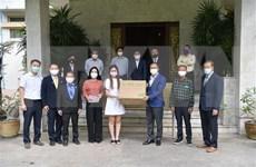 Embajada vietnamita en Tailandia ayuda a connacionales a combatir el COVID-19
