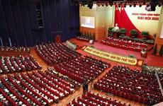 XIII Congreso Nacional del PCV: Impulsar la renovación y el desarrollo rápido y sostenible de Vietnam