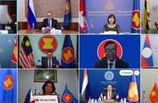 Celebran XVII Reunión de Altos Funcionarios de ASEAN-Rusia