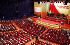 Medios internacionales destacaron la importancia del XIII Congreso partidista de Vietnam