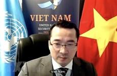 Vietnam apoya celebración de elecciones en Palestina