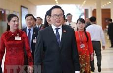 Labores de relaciones exteriores del Partido Comunista, esenciales para éxito de Vietnam