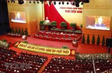 Congreso partidista de Vietnam, en foco de prensa internacional