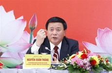 Reiteran importancia de proteger la base ideológica del Partido Comunista de Vietnam