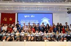Estudiantes vietnamitas reciben certificado de competencia global de Nueva Zelanda