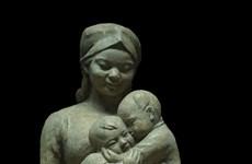 Celebran en Hanoi exposición de esculturas con motivo del XIII Congreso partidista