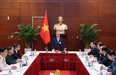 Primer ministro de Vietnam insta a tomar medidas más oportunas y audaces contra el COVID-19