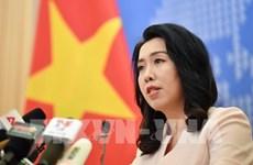 Vietnam insta a otros países a respetar su soberanía sobre el Mar del Este
