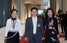 Prosiguen debate de asuntos de personal en XIII Congreso Nacional partidista de Vietnam