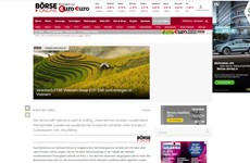 Periódico alemán: Momento para invertir en Vietnam