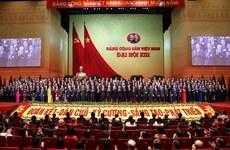 Presentado el Comité Central del Partido Comunista de Vietnam del XIII mandato
