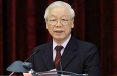 Biografía resumida de Nguyen Phu Trong, secretario general del Partido Comunista de Vietnam