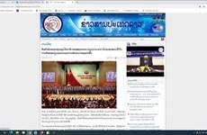 Destacan importancia de los congresos partidistas de Vietnam y Laos