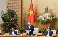 Primer Ministro de Vietnam insta a fortalecer control epidémico ante festividades del Tet