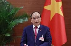 Felicita primer ministro de Laos a su homólogo de Vietnam
